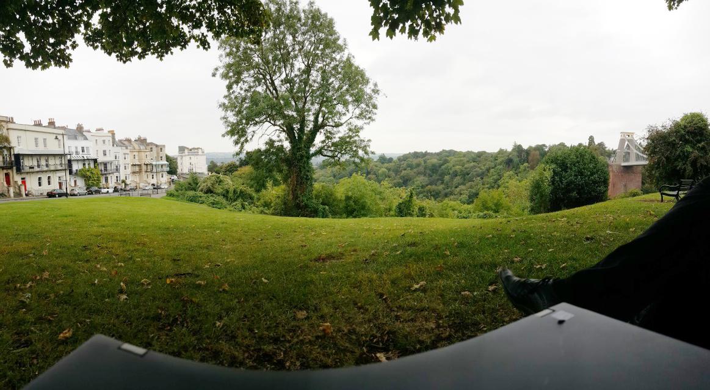 mit dem laptop in den park praktikum in bristol teil 2. Black Bedroom Furniture Sets. Home Design Ideas